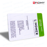 IDENTIFICATION RF 125kHz Tk4100 Smart Card de PVC de qualité de norme de l'OIN