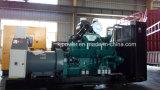 50Hz 1000kVAのCummins Engine著動力を与えられるディーゼル発電機セット