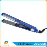 Handhole visor LCD de cabelo alisador de cabelo Flat Iron para uso de casa