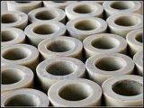 Tube stratifié époxyde du tissu 3640 en verre