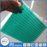 El panel colorido protector del policarbonato de la impresión a prueba de calor múltiple de la pared