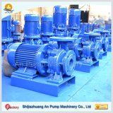 Pompe centrifuge de Monoblock de l'eau de couplage horizontal de fin