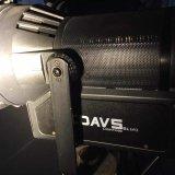 Luz quente do estúdio do diodo emissor de luz Fresnel para a iluminação do estágio