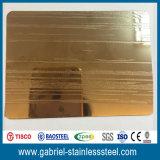 catalogue des prix de feuille gravé en relief par épaisseur d'acier inoxydable de 304 0.8mm
