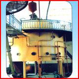 Terminar el equipo de la extracción solvente del aceite, extractor del aceite