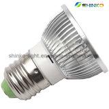 Luz del punto del LED (E27, 1w, 3w, 4w, 5w, 6w, 9w)