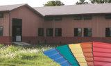 3 couches d'isolation thermique de feuille de toit