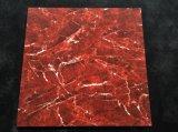 빨간색 충분히 윤이 난 사기그릇 세라믹 지면 도와, 돌 도와 (800*800mm)