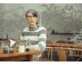 ODM de AcrylSweater van de Mensen van de Verbindingsdraad van de Wol Nylon Gestreepte