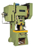 Je21 Series Economic Open Back Press Machine с неподвижным слоем