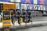 Cortadora del CNC de la Multi-Antorcha de la placa de acero