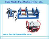 Сварочный аппарат сварочного аппарата сплавливания приклада Sud160h пластичный