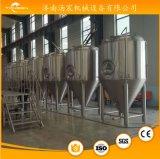 Fábrica sanitária do equipamento da cervejaria da cerveja 500L para a venda