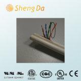 RG6+Cat5e Kabel voor de MultiFusie van het Netwerk/Slim Huis/Geïntegreerded Bedrading