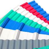 Feuille ondulée de PVC