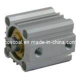 Quente-Vendendo o cilindro pneumático de alumínio para a carcaça