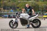 48V / 72V / 96 5kw / 10kw moteur électrique à moto BLDC