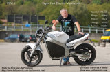 48V/72V/96 5kw/10kw BLDC elektrischer Motorrad-Motor