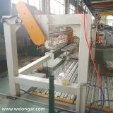 Hoja de la bobina del silicio que raja la línea máquina
