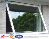 Markisen-Fenster 2016 des China-hochwertiges Slutated Glasaluminium-/PVC