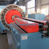 Машина заплетения провода шланга металла