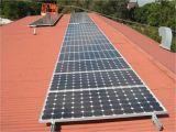 parenthèse de toit du bidon 3KW (190W)