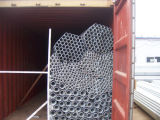 Tubo d'acciaio rotondo popolare di migliore qualità