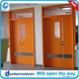 Дверь качания Manul цвета Ral герметичная