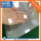 Hoja de PVC de 3 mm de espesor, 4 * 8 Hoja transparente de PVC rígido de plástico duro para el doblado en frío