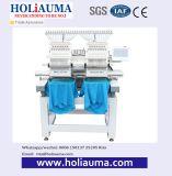 Máquina do bordado de pano do tampão da máquina do bordado da cor da cabeça 15 do bordado 2 de Holiauma
