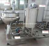 Línea de producción automática de dulces depositados (GD150)