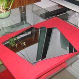 Alluminio/argento/colore/specchio della stanza da bagno