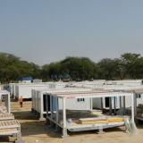 Дом контейнера трудного лагеря строительной площадки