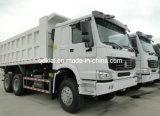 Capacité 20cbm du camion- de Sinotruk HOWO 6X4