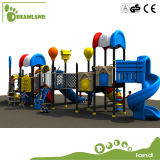 Plastique Commercial Kids Playground Outdoor Equipment