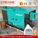 генератор напольной пользы 120kVA молчком тепловозный