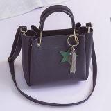 Saco de couro do estilingue do ombro da bolsa das mulheres do plutônio da boa qualidade com os acessórios para a venda Sy8525