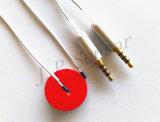 Punta de prueba terminada viruta doble de la temperatura