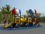 De Professionele Vervaardiging van het Centrum van het spel voor de OpenluchtApparatuur van de Speelplaats van Kinderen
