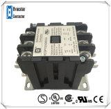 Fachmann bildete Wechselstrom DP-Kontaktgeber 3 Polen 40A 120V Klimaanlage mit UL-Zustimmung