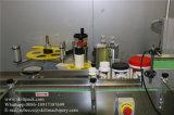 El aerosol automático lleno puede máquina de etiquetado de la etiqueta engomada