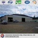 Almacén del marco de acero de la calidad con buen diseño