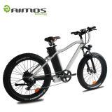 Bici eléctrica del nuevo de la venta neumático gordo caliente del poder más elevado