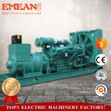 Охлаженное водой цена генератора 150kVA Weichai тепловозное