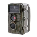 12MP 720p IRの夜間視界の野生のカメラ
