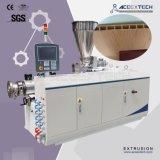 WPC Belüftung-hölzerne breite Tür-Vorstand-Extruder-Plastikmaschine