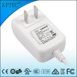 adaptador da potência de 6V 1A com o certificado de CQC e de CCC