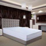 Zippered gestrickter Polyester-Bett-Programmfehler-Beweis-Matratzeencasement-Hotel-und Ausgangsgebrauch