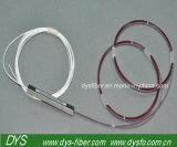 1*8 PLC Splitser van de Straal van de Vezel de Optische