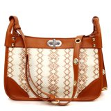 유행 Bag Fashion Real Leather 끈달린 가방 진짜 가죽 숙녀 핸드백